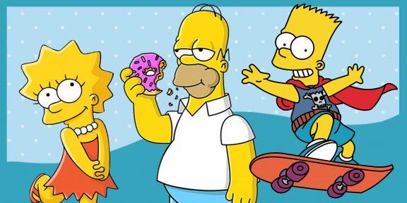 ТЕСТ: Кто вы из Симпсонов?