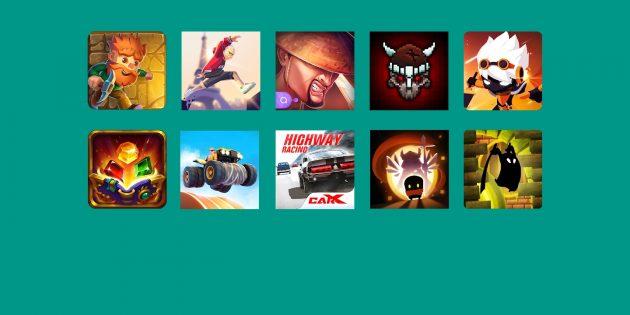 10 крутых игр для Android, работающих без интернета