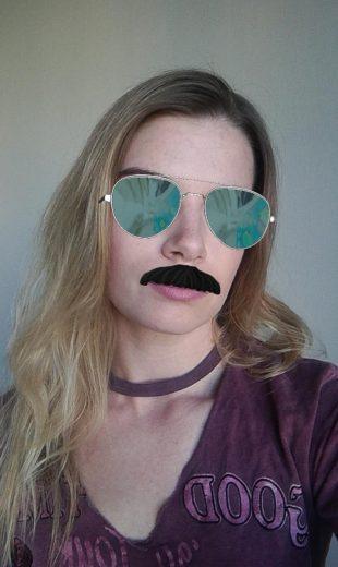 15 необычных масок для историй в Instagram: Freddie