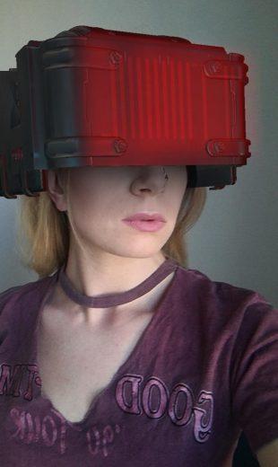 15 необычных масок для историй в Instagram: Beeple Robots