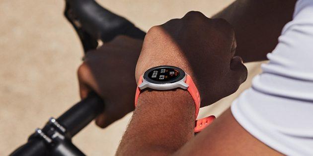 Huami представила умные часы Amazfit GTR с NFC