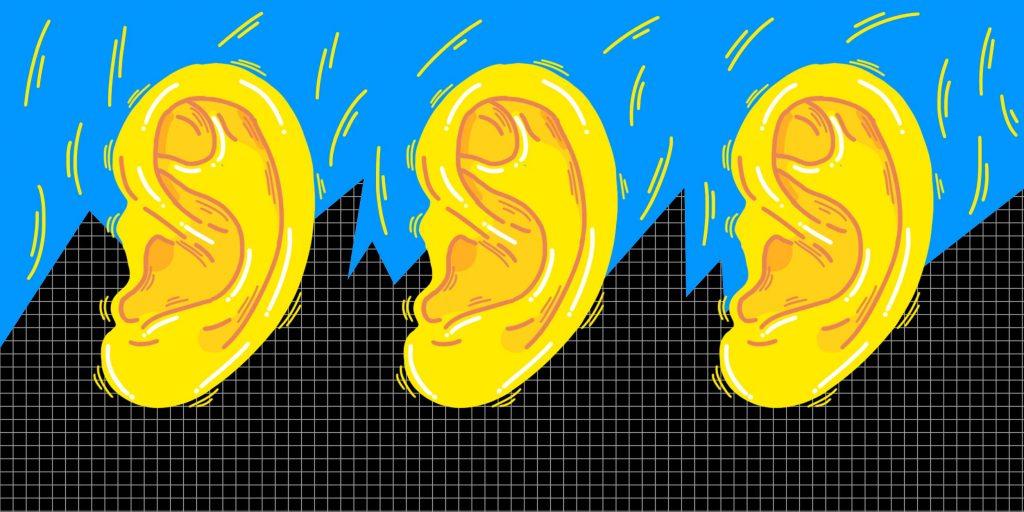 Почему чешутся уши внутри возможные причины