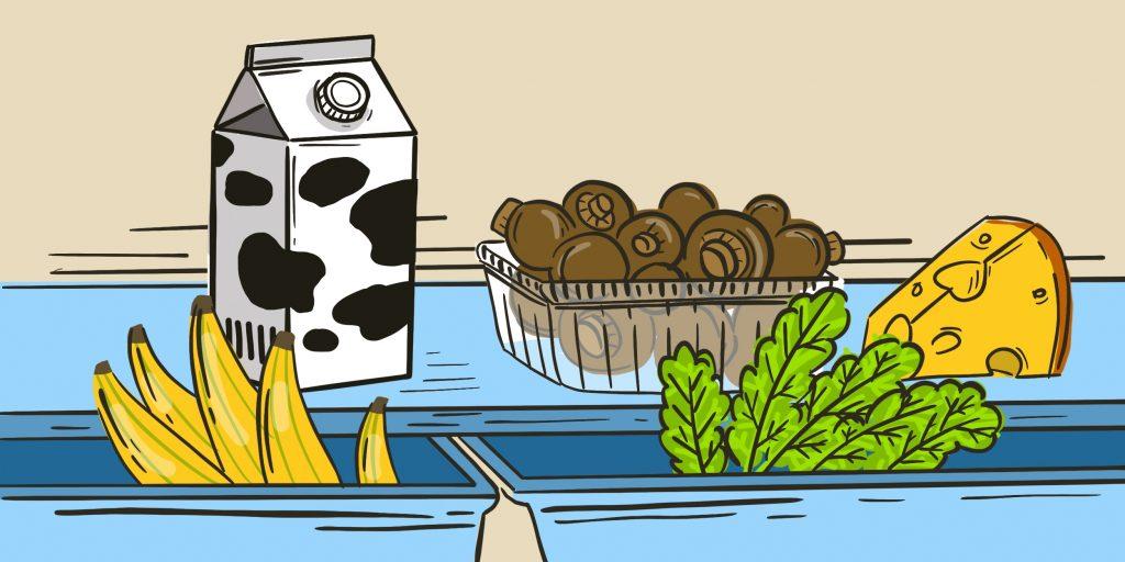 Какие <b>продукты</b> нельзя хранить в холодильнике - Лайфхакер
