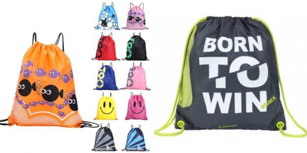 Подготовка к школе: сумка для второй обуви