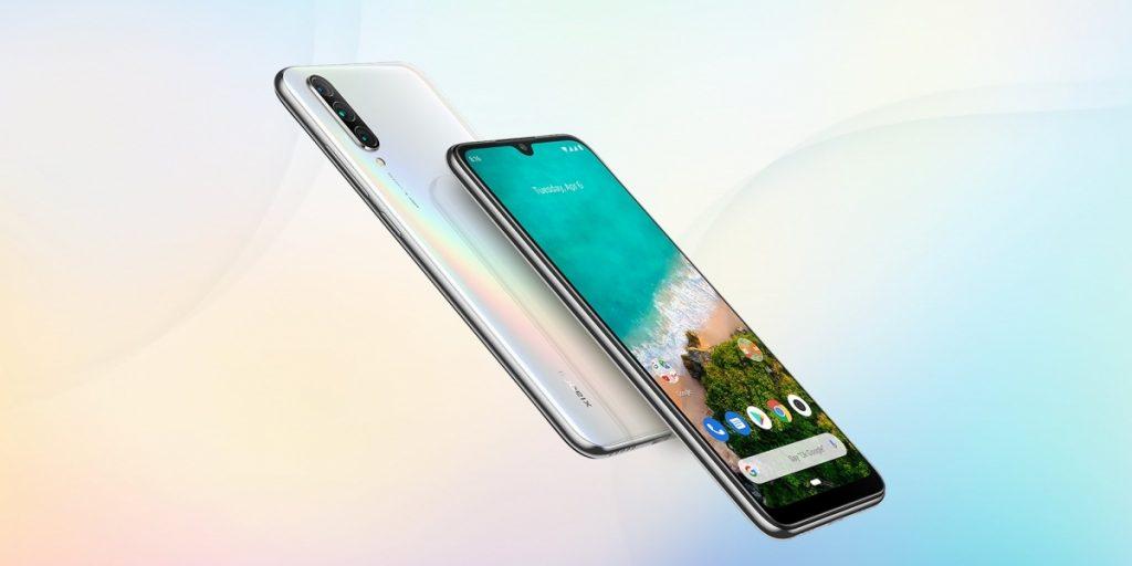 новый смартфон Xiaomi на чистом Android
