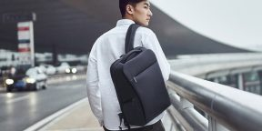 Xiaomi выпустила новую версию рюкзака Business Travel Backpack