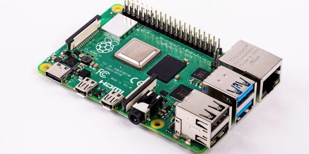 Контроллер Raspberry Pi для умного дома
