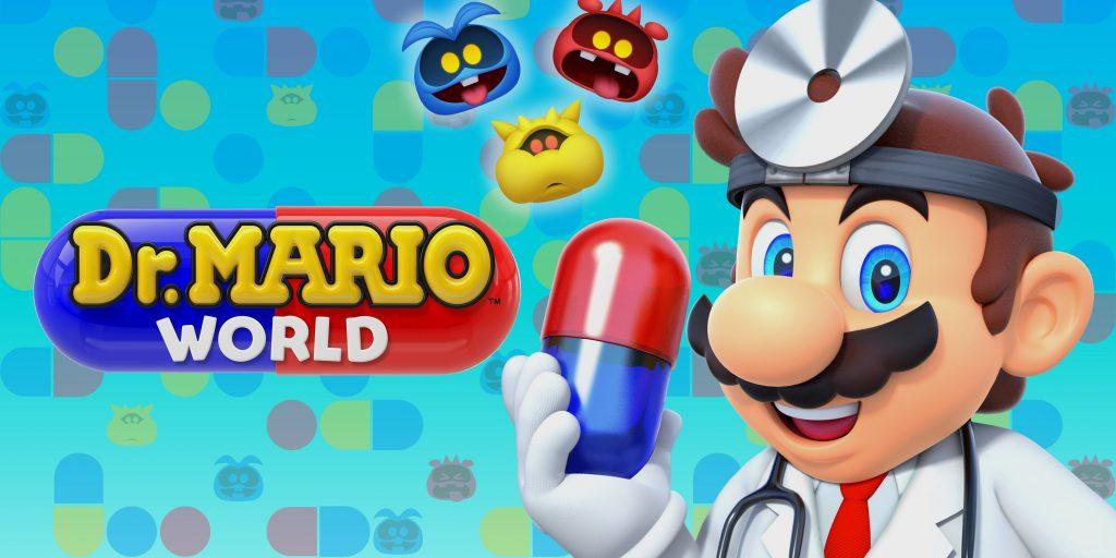 Бесплатная Dr. Mario World вышла на iOS. Но пока не в России