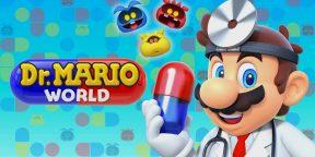 Бесплатная Dr. Mario World вышла на iOS и Android. Но пока не в России (обновлено)