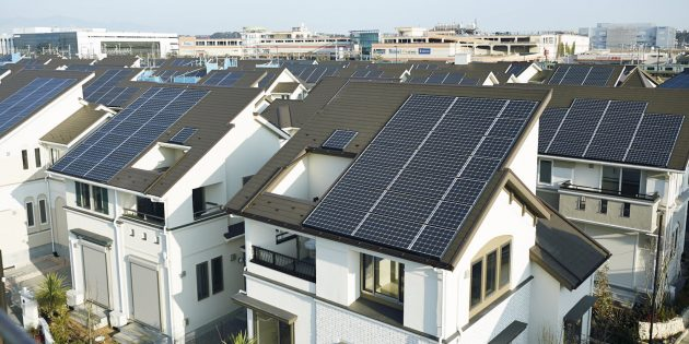 Проект умный город: солнечные батареи
