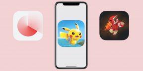 Скрэтч-карты, покемоны и корги: 10 бесплатных новинок в App Store