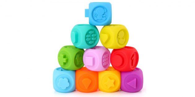 Развивающие игры для детей до 1 года
