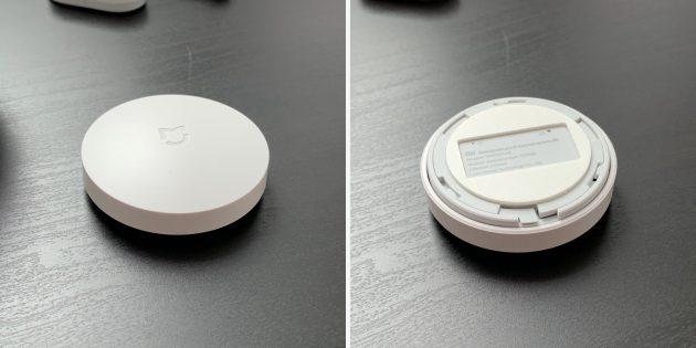 Xiaomi Mi Smart: выключатель
