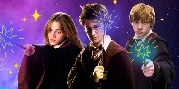 ТЕСТ: Помните ли вы заклинания из «Гарри Поттера»?