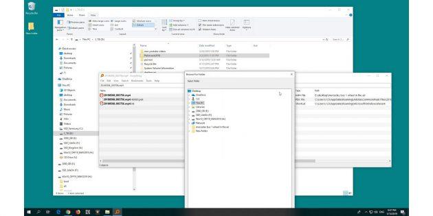 поисковая система Everything для Windows