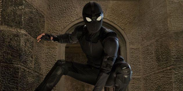 Человек-паук: Вдали от дома: полёты на паутине и экшен