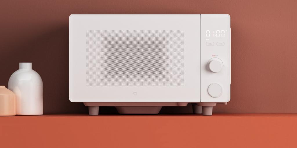 Xiaomi представила микроволновую печь с Wi-Fi и встроенным грилем