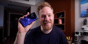 Видео дня: блогер собрал Galaxy S9+ из деталей с китайского рынка