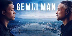 Вышел новый трейлер фильма «Гемини». В нём два разных Уилла Смита