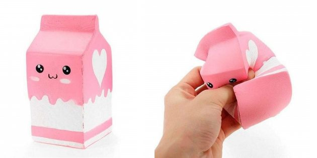 Необычные штуки для настроения и не только: антистресс-игрушка
