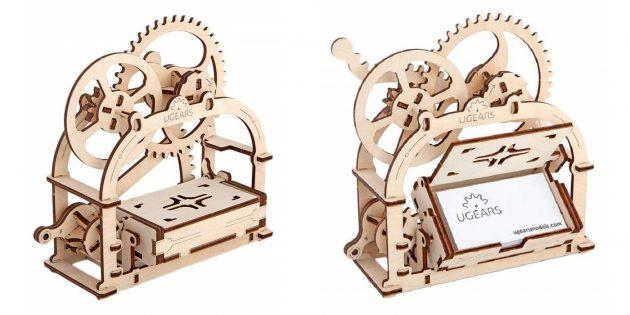 Необычные штуки для настроения и не только: конструктор-шкатулка