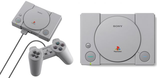 Необычные штуки для настроения и не только: Sony PlayStation Classic