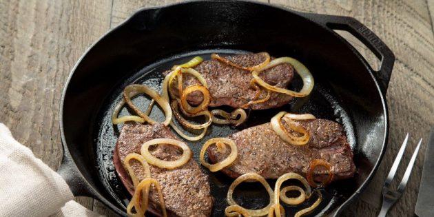 Витамин А в говяжьей печени