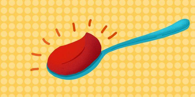 Качественная томатная паста должна иметь правильную консистенцию