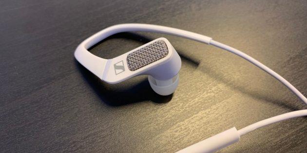 Sennheiser Ambeo Smart Headset: решётки, за которыми спрятаны стереомикрофоны