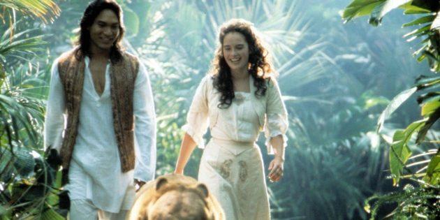 Фильмы по мультфильмам Дисней: «Книга джунглей» 1994года