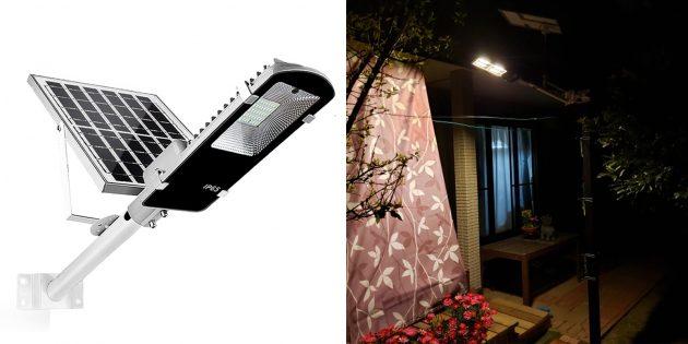 Светодиодный уличный фонарь