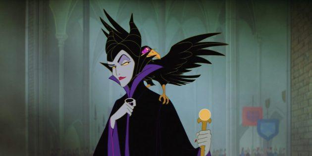 Кадр из мультфильма «Спящая красавица» 1958 года