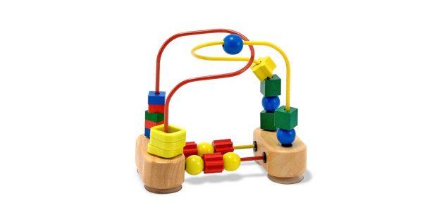 Развивающие игры для детей 1года