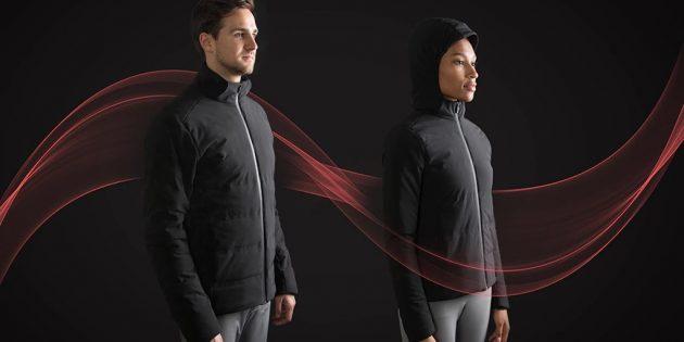 Умная одежда: компания Ministry of Supply предлагает куртки Mercury Intelligent Heated Jacket