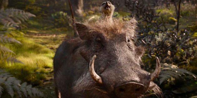 «Король Лев»: Тимон и Пумба