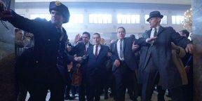 Вышел первый трейлер «Ирландца» с Робертом Де Ниро и Алем Пачино