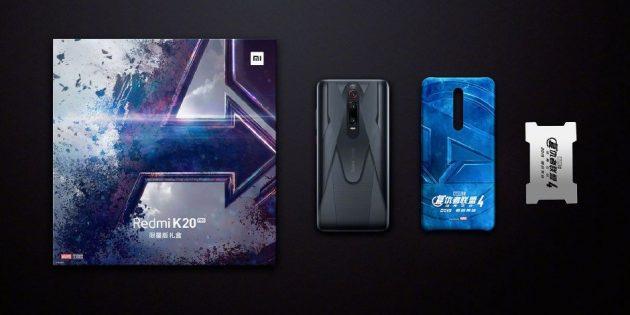 комплект Redmi K20 Pro Marvel