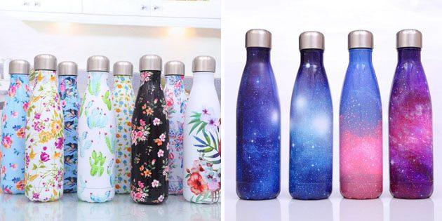 Товары для школы: бутылка для воды