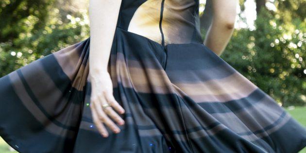 Умная одежда: платья