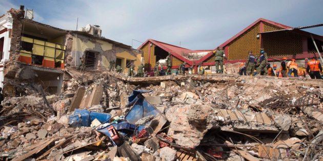 Глобальные проблемы: непредсказуемость землетрясений