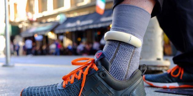 Умная одежда: носки