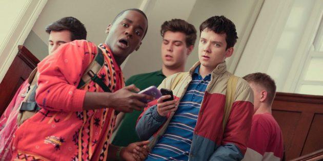 Темнокожая Русалочка и другие неоднозначные персонажи в кино: сериал Sex Education от Netflix