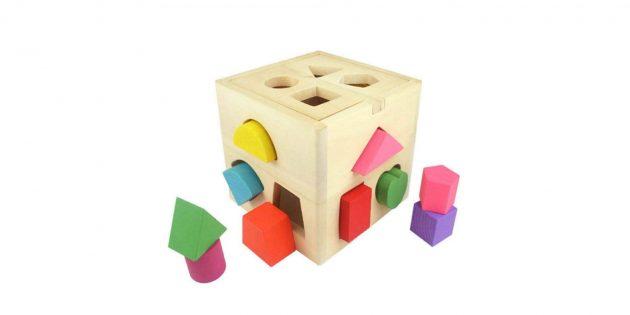 Развивающие игры для детей 1,5 лет