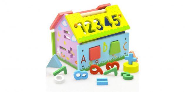 Развивающие игры для детей 2 и 3 лет