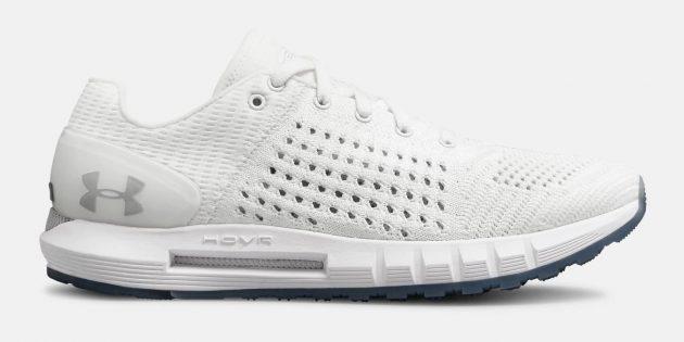 Умная одежда и обувь: кроссовки UA HOVR Sonic Connected