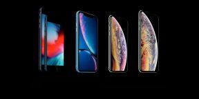 Apple выпустит четыре новых iPhone в 2020 году