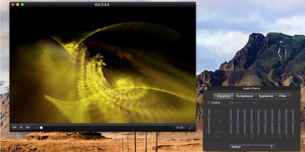 VLC - одна из лучших бесплатных программ для воспроизведения видео