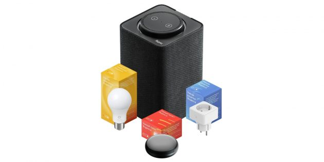 Контроллер «Яндекс» для умного дома