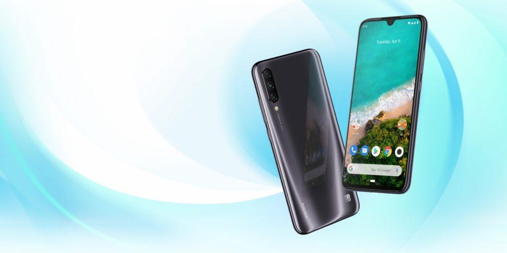 Xiaomi Mi A3 на чистом Android представлен официально