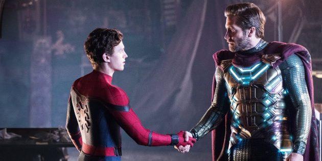 Человек-паук: Вдали от дома: сюжетные повороты действительно важны и создают настроение